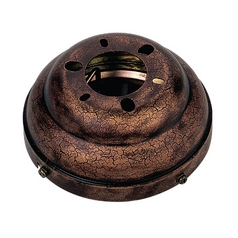 Ceiling Adaptor in Tuscan Bronze Finish