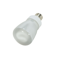 Satco Lighting 11-Watt R20 Compact Fluorescent Light Bulb S7256