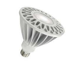 TCP Lighting TCP Dimmable Flood PAR38 LED Light Bulb - 75-Watt Equivalent LED17E26P3830KFL
