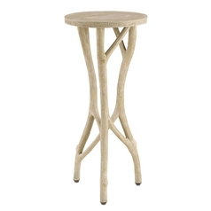 Currey and Company Lighting Light Acid Wash Coffee & End Table