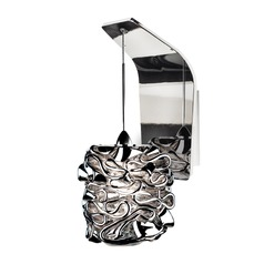 WAC Lighting Candy Chrome LED Sconce