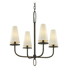 Troy Lighting Marcel Pompeii Bronze Chandelier