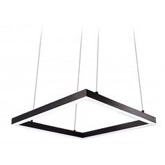 Kuzco Lighting Modern Black LED Pendant 3000K 5140LM