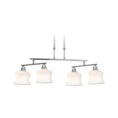 Access Lighting Isis Adjustable Four-Light Pendant Light 23849