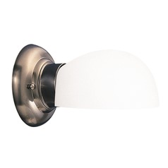 Hudson Valley Lighting Edison Collection Satin Nickel Sconce