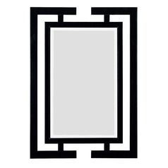 Kenroy Home Lighting Shinto Rectangle 29-Inch Mirror 60002