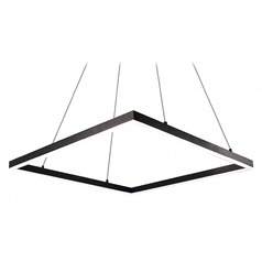 Kuzco Lighting Modern Black LED Pendant 3000K 6740LM