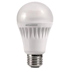 Three-Way LED Light Bulb - A19 Medium Base