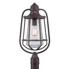 Quoizel Marine Western Bronze Post Light