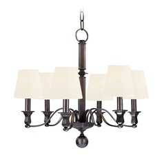 Hudson Valley Lighting Charlotte Old Bronze Chandelier