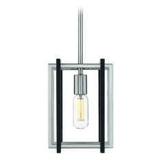 Golden Lighting Tribeca Pewter Mini-Pendant Light