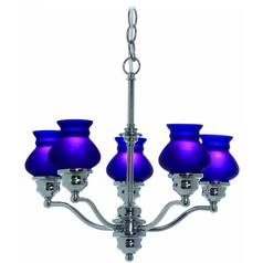 Lite Source Lighting Susie Chrome Chandelier