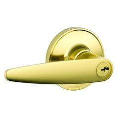 Schlage Entrance Lever Set J54-DOV-605