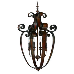 Craftmade Seville Spanish Bronze Pendant Light