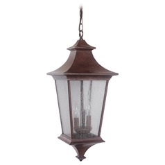 Craftmade Lighting Argent Ii Aged Bronze Outdoor Hanging Light