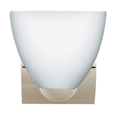 Besa Lighting Sasha Chrome LED Sconce