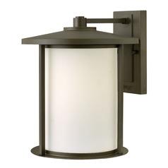Hinkley Lighting Hudson Oil Rubbed Bronze LED Outdoor Wall Light