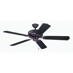 Craftmade Pro Builder Oiled Bronze Ceiling Fan Without Light