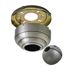 Ceiling Adaptor in English Pewter Finish