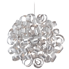 Quoizel Ribbons Millennia Pendant Light