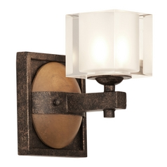 Kalco Lighting Hampton Florence Gold Sconce