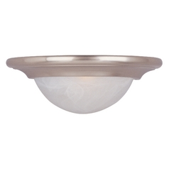 Maxim Lighting Pacific Satin Nickel Sconce