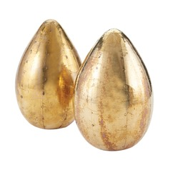German Gold Metallic Eggs