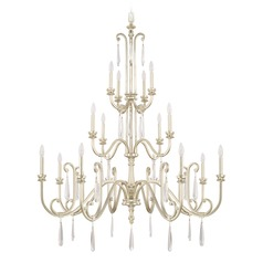 Capital Lighting Cambridge Winter Gold Chandelier