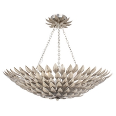 Crystorama Lighting Broche 6-Light Pendant Light