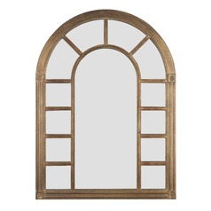 Cathedral Arched 28-Inch Mirror