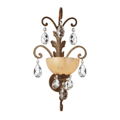 Frederick Ramond Barcelona French Marble Sconce