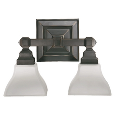 Quorum Lighting Craftsman Old World Bathroom Light