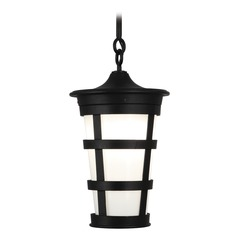 Robert Abbey Rico Espinet Vaux Wrought Iron Outdoor Hanging Light