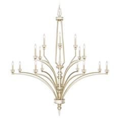 Capital Lighting Olivia Winter Gold Chandelier