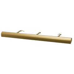 House of Troy Lighting Picture Light in Gold Finish T42-1