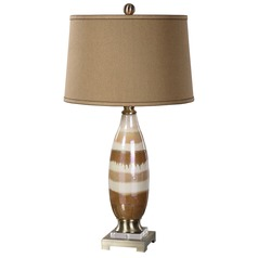 Uttermost Albiolo Ivory Ceramic Lamp