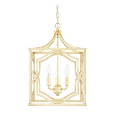 Capital Lighting Blakely Capital Gold Pendant Light