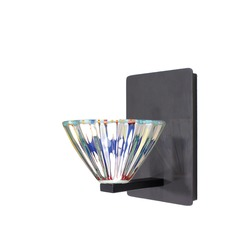 WAC Lighting Eden Rubbed Bronze LED Sconce