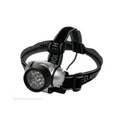 Designers Edge Lighting Head Lamp in Black Finish L-1240