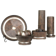 Stylecraft Traditional 5-Piece Home Décor Set