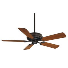 Savoy House English Bronze Ceiling Fan Without Light