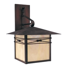 Maxim Lighting Taliesin Burnished Outdoor Wall Light