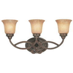 Dolan Designs Lighting Three-Light Bathroom Light 3103-133