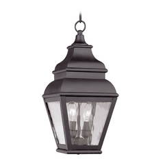 Livex Lighting Exeter Bronze Outdoor Hanging Light
