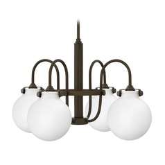Hinkley Lighting Congress Oil Rubbed Bronze Chandelier
