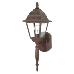 Nuvo Lighting Briton Old Bronze Outdoor Wall Light
