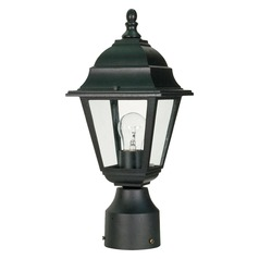 Nuvo Lighting Briton Textured Black Post Light