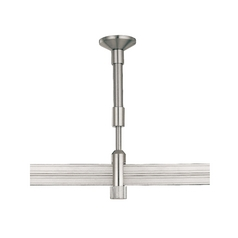 Rail, Cable, Track Accessory in Brushed Nickel Finish