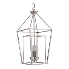 Craftmade Lighting Hudson Polished Nickel Pendant Light