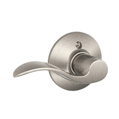 Schlage Single Left-Hand Dummy Lever SH F170-ACC-619-LH